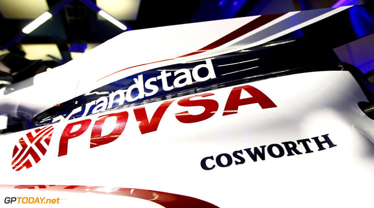 'Mogelijk illegale sponsordeal tussen Williams en PDVSA'