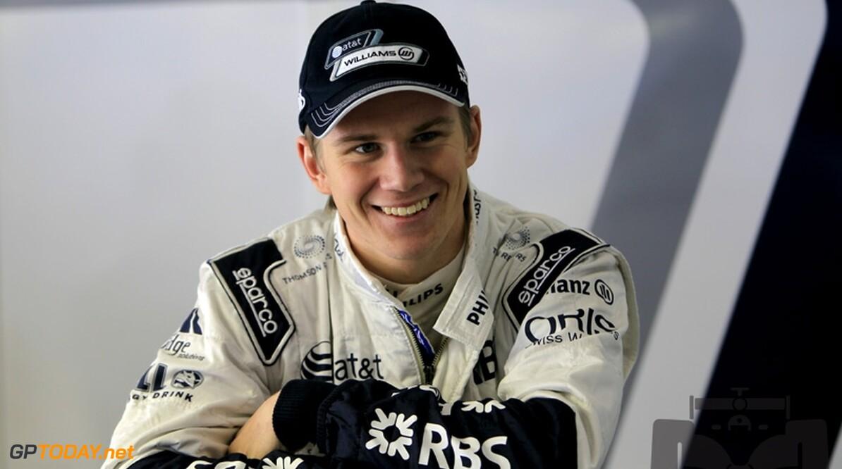 "Mercedes GP adviseert Hülkenberg: ""Racen is beter dan reserverol"""