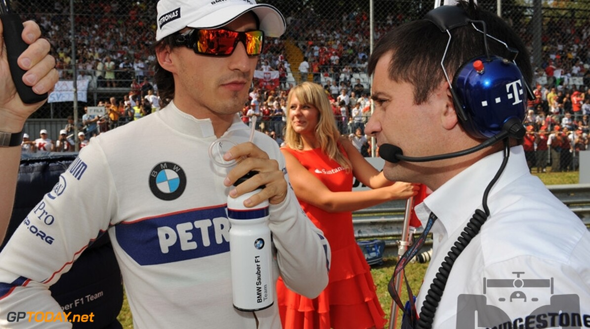 Kubica weet nog niet voor welk team hij in 2010 uitkomt