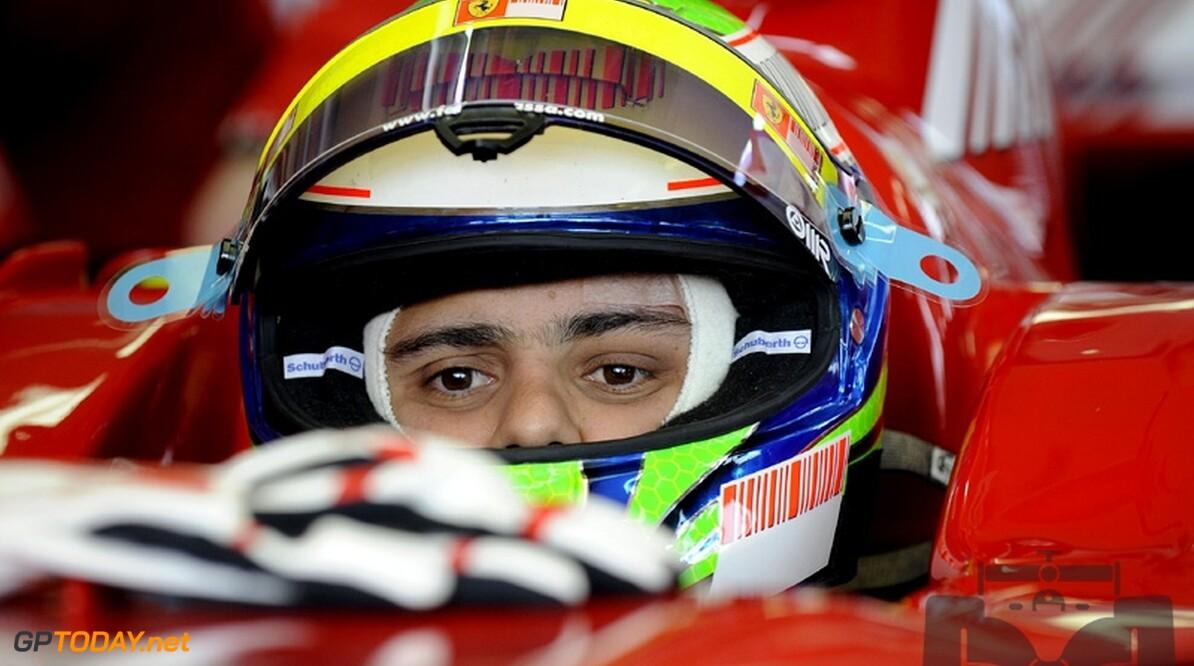 "Massa: ""Alonso moet status bij Ferrari nog verdienen"""