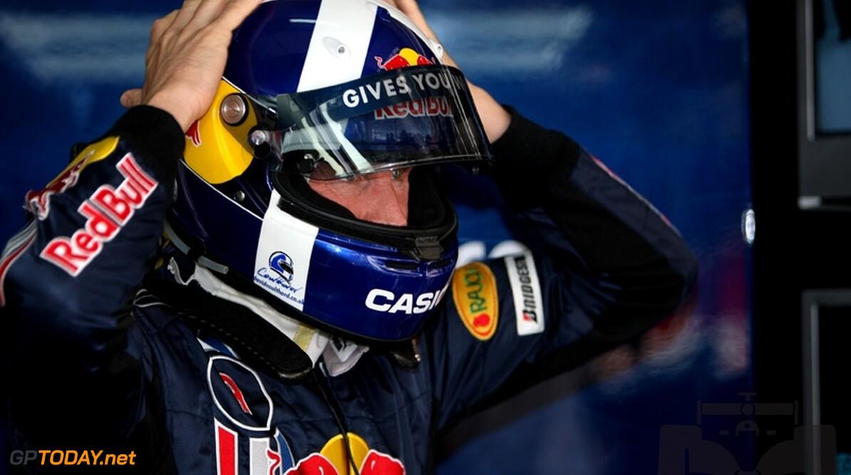 Coulthard gestrikt voor Race of Champions 2014