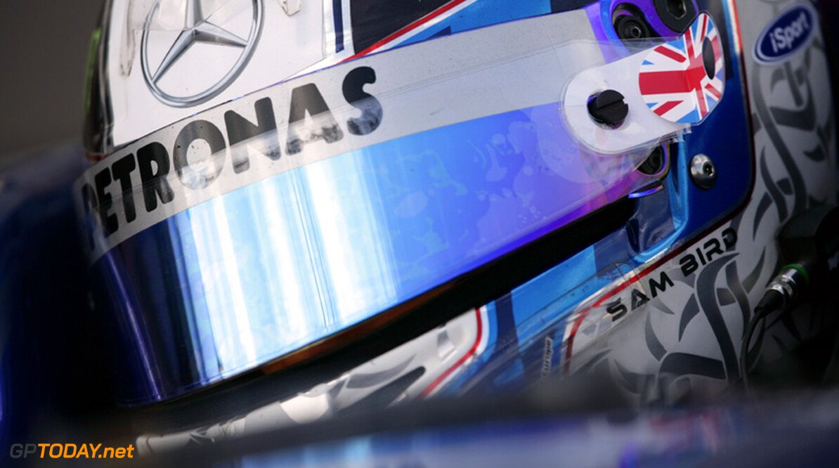 Sam Bird is Mercedes GP dankbaar voor uitgebreide herkansing