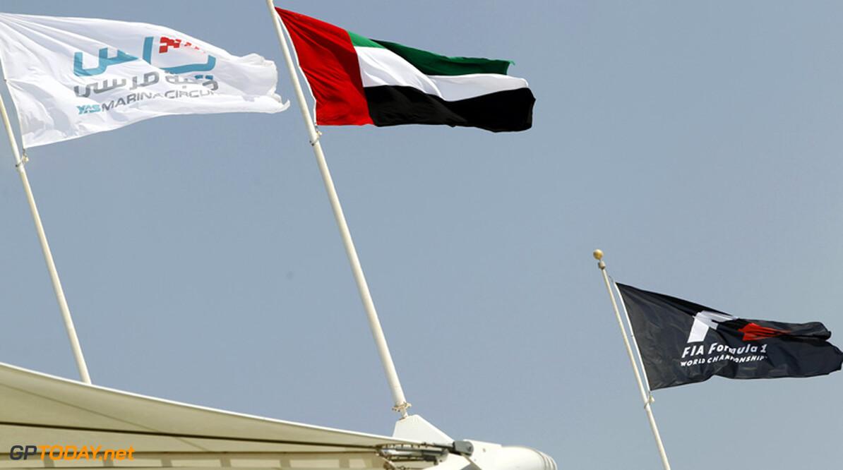 FIA geeft details van twee DRS-zones voor Abu Dhabi prijs