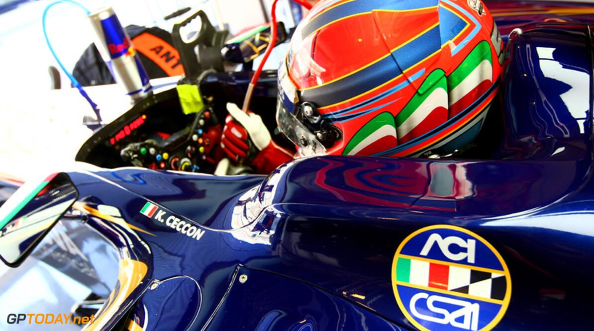 Ceccon praat met Toro Rosso, Caterham en HRT over vrijdagrol