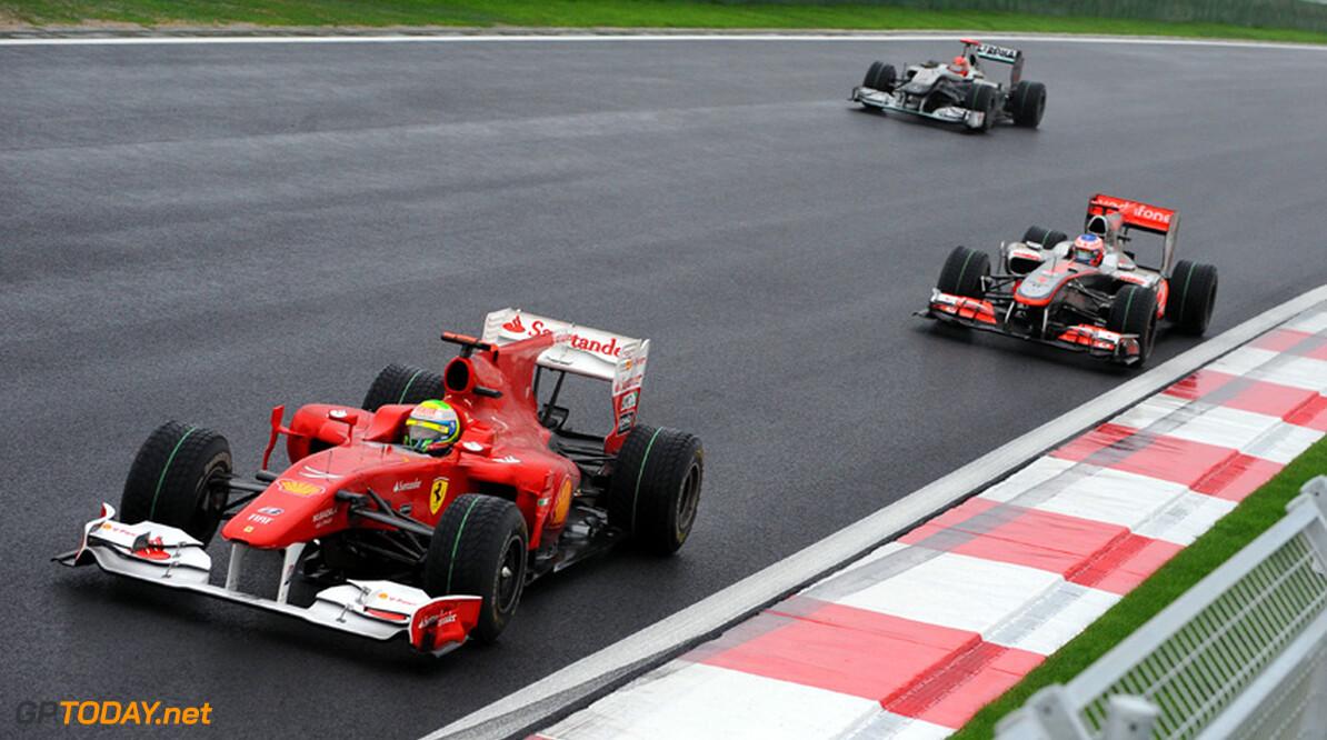 Felipe Massa gelooft ook nog in constructeurtitel voor Ferrari