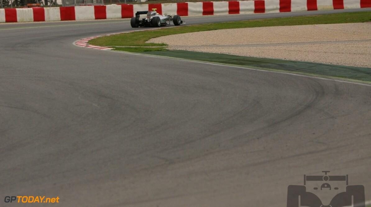 Volg <b>LIVE</b> de eerste testdag op het Circuit de Catalunya op F1Today.nl