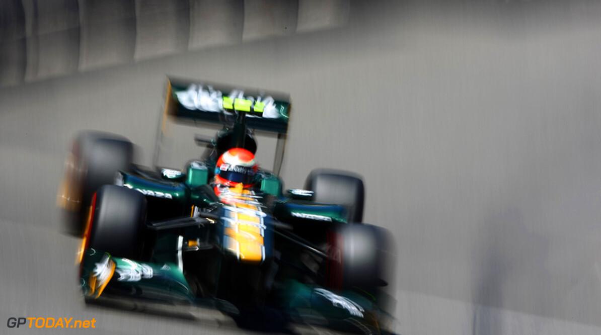 """Trulli: """"Caterham kan volgend seizoen de eerste punten scoren"""""""