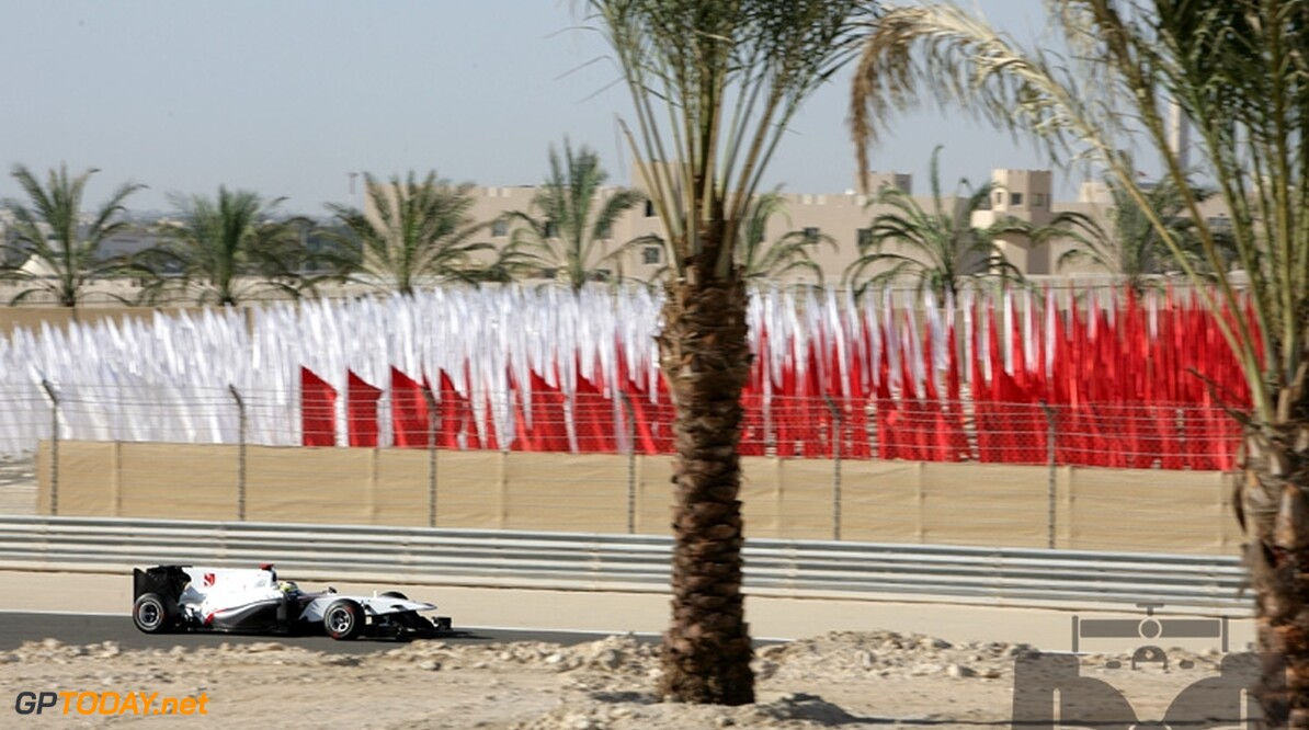 Organisatie Grand Prix van Bahrein optimistisch over 2012