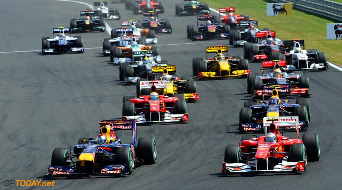 Formule 1-eigenaar CVC start onderzoek naar omkoping
