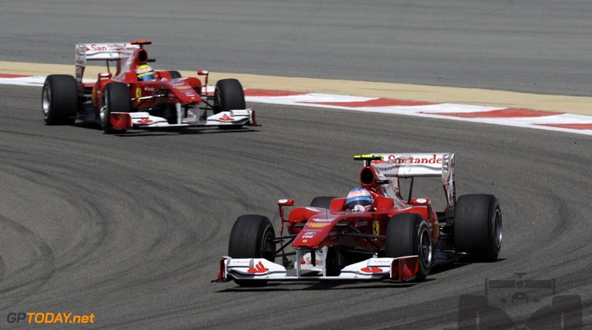 Jos Verstappen steunt idee van Ferrari voor derde auto