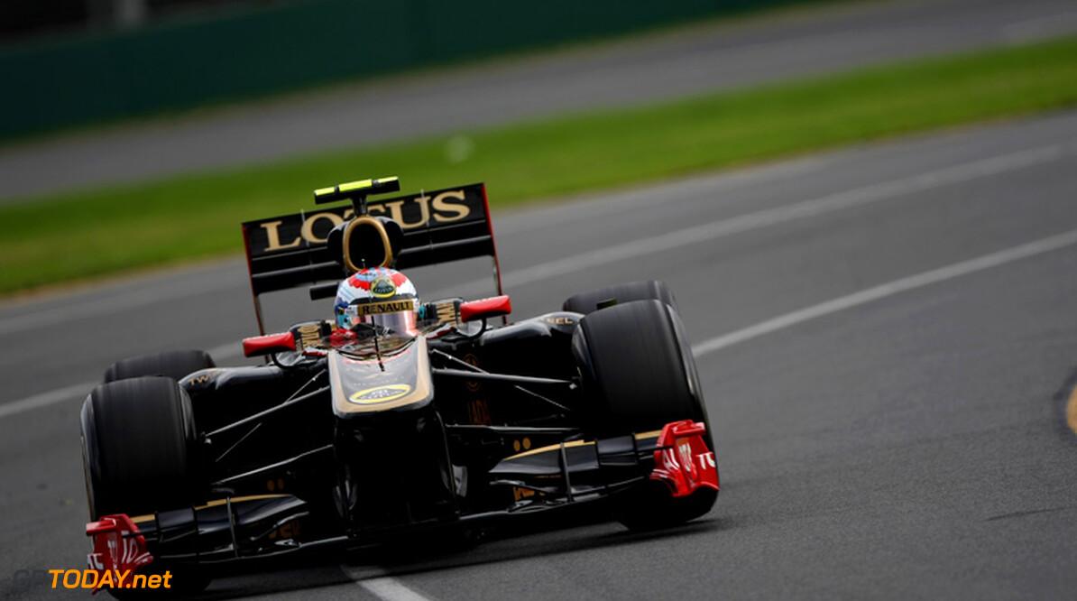 """Petrov: """"Geweldig om naast Vettel en Hamilton op het podium te staan"""""""