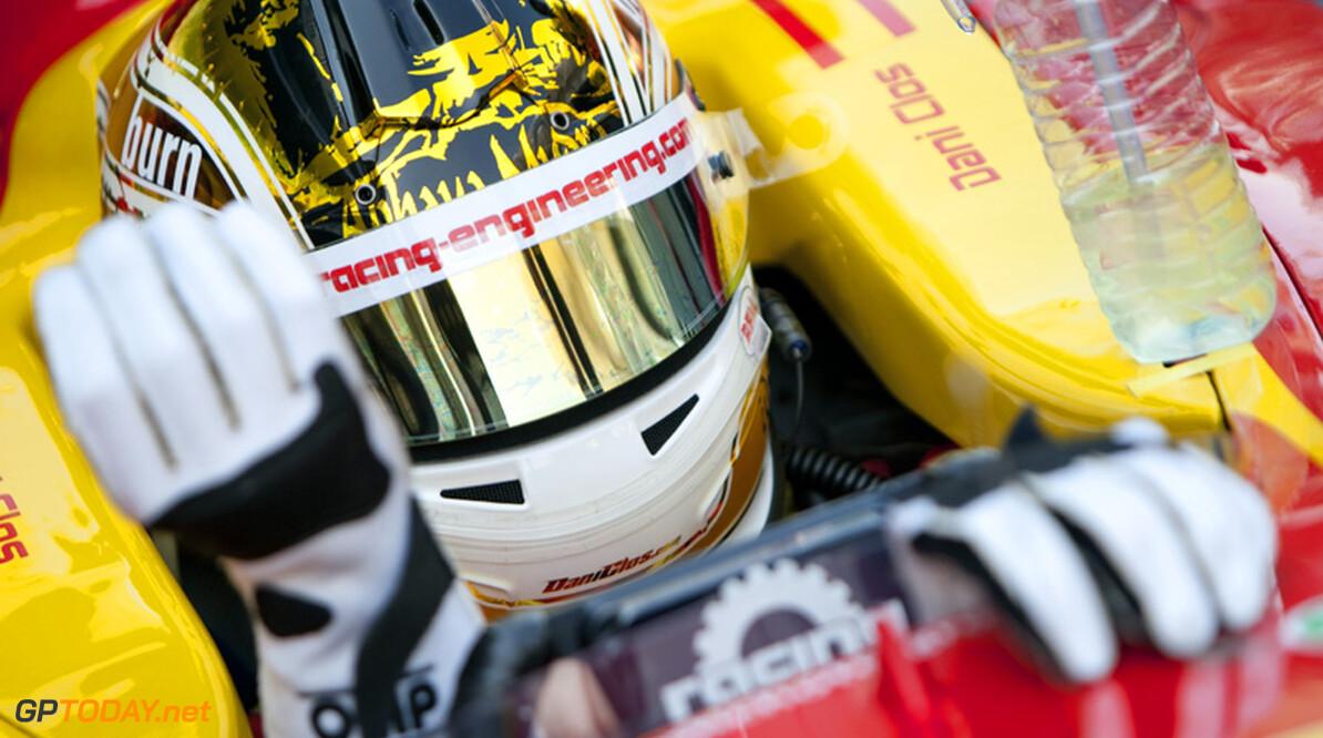 Dani Clos zet zinnen op racestoeltje bij HRT voor 2012