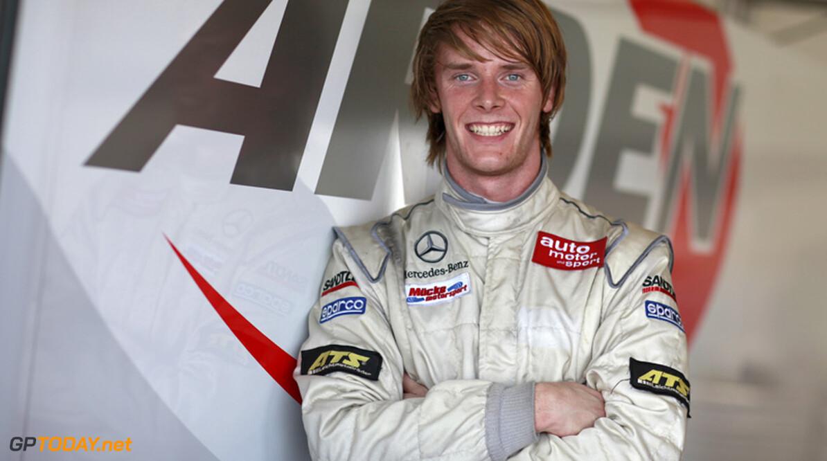 Nigel Melker tekent bij Ocean Racing en rijdt GP2 in 2012