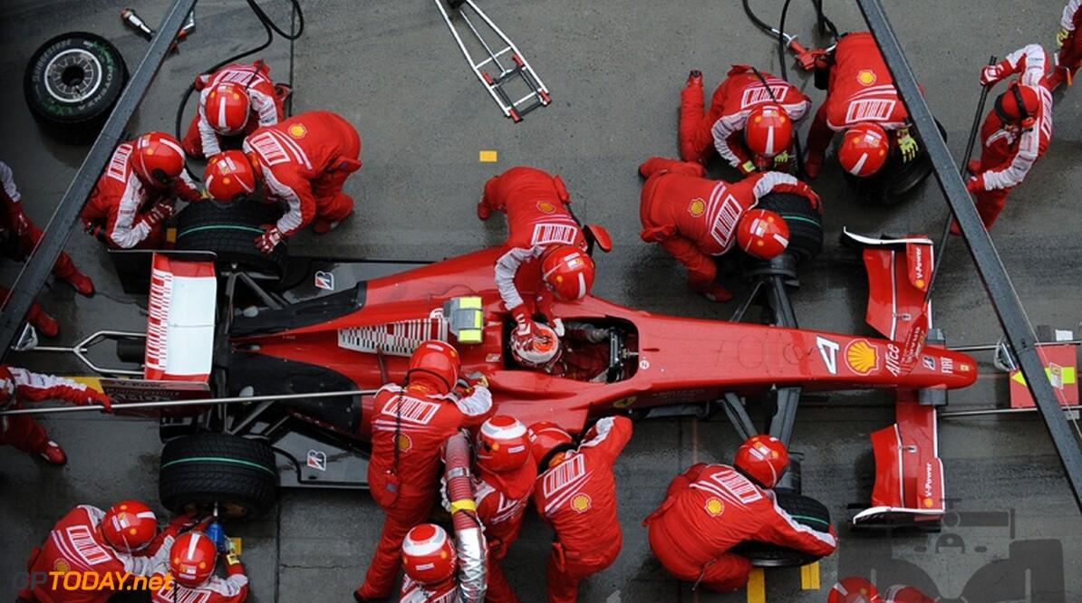 Fans twijfelen aan herstelvermogen van Ferrari
