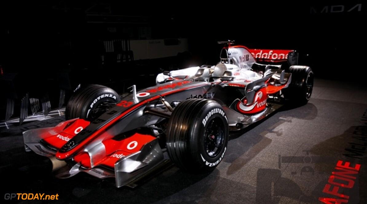 McLaren presenteert nieuwe auto in tweede helft januari