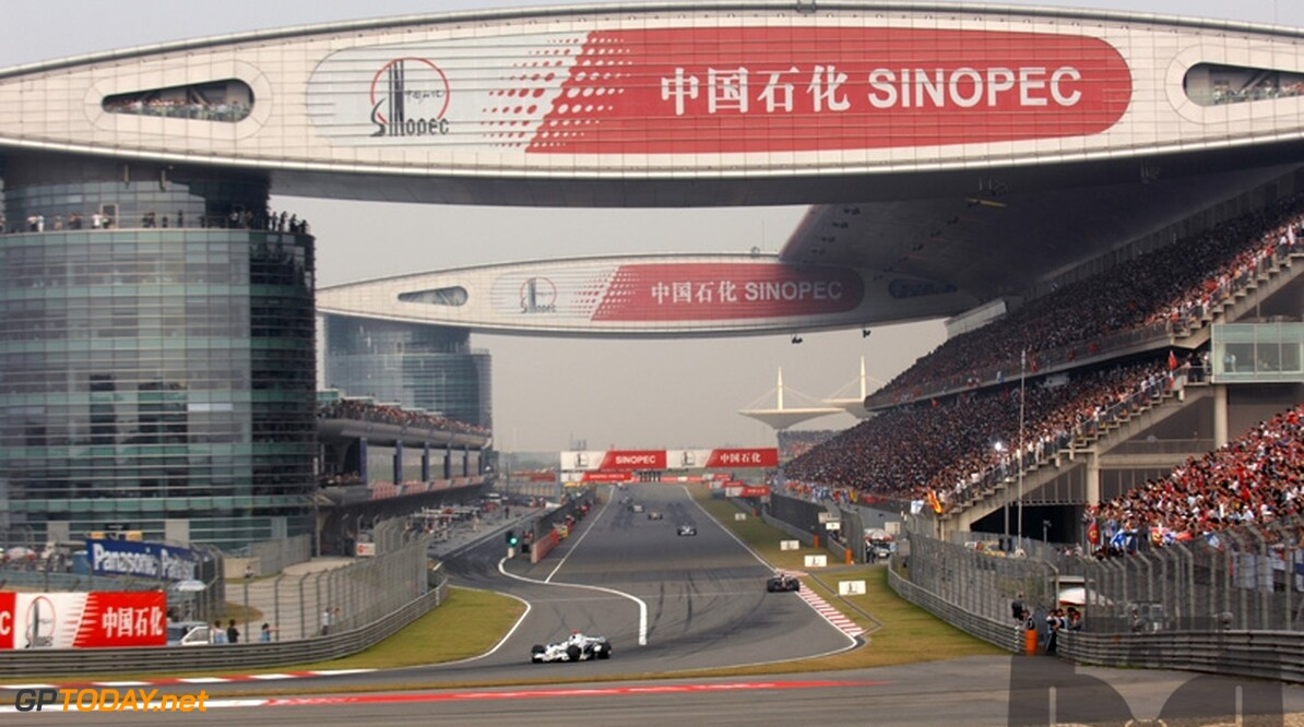 Chinese Grand Prix aast toch op contractverlenging
