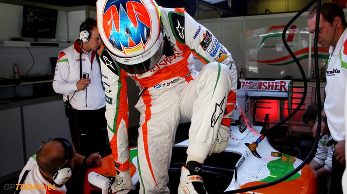 Mercedes houdt rekening met Formule 1-stoeltje voor Di Resta