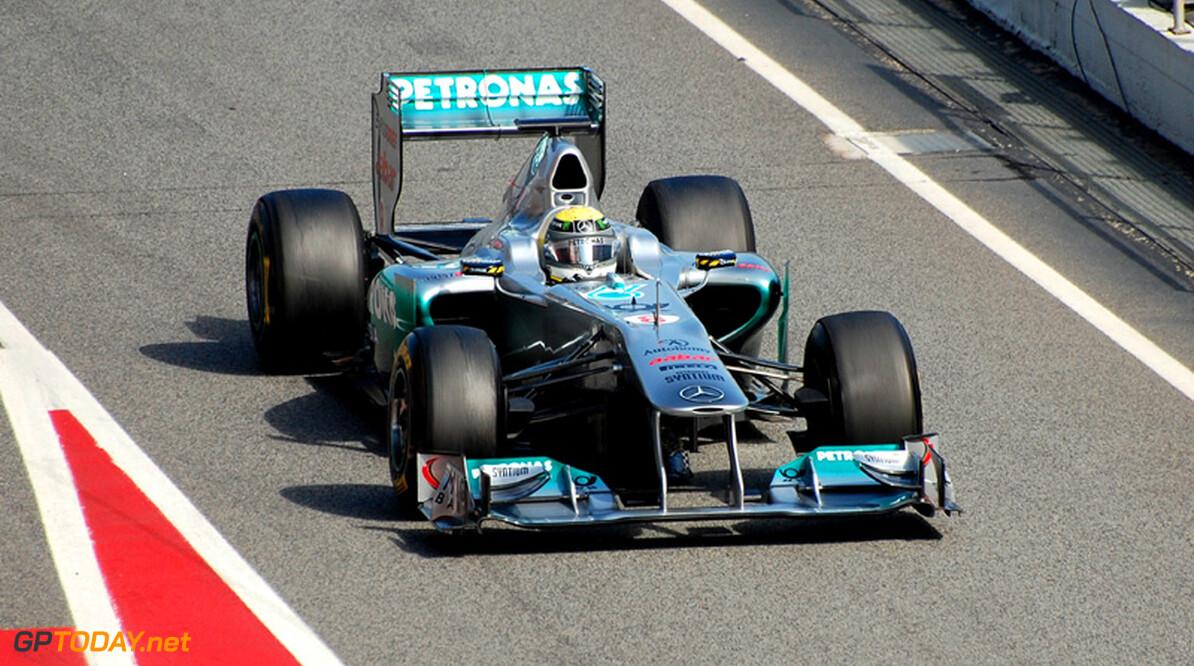 Rosberg leeft op door vooruitzicht op betere Mercedes GP