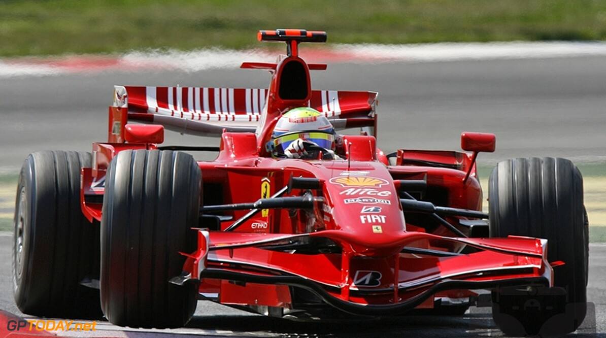 VT1: Felipe Massa voelt zich meteen thuis in Turkije