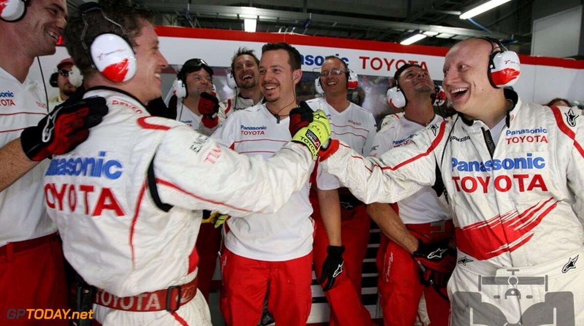 Toyota-coureurs zien kansen op punten voor thuispubliek