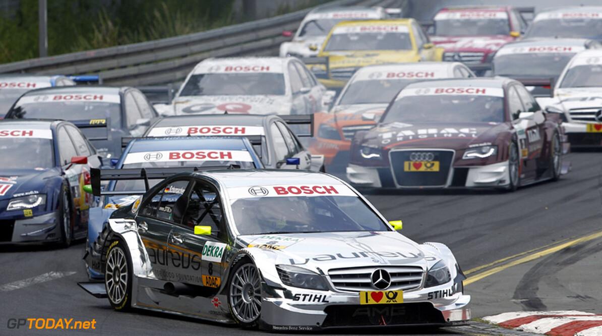 Ralf Schumacher wil ook in 2011 in DTM racen