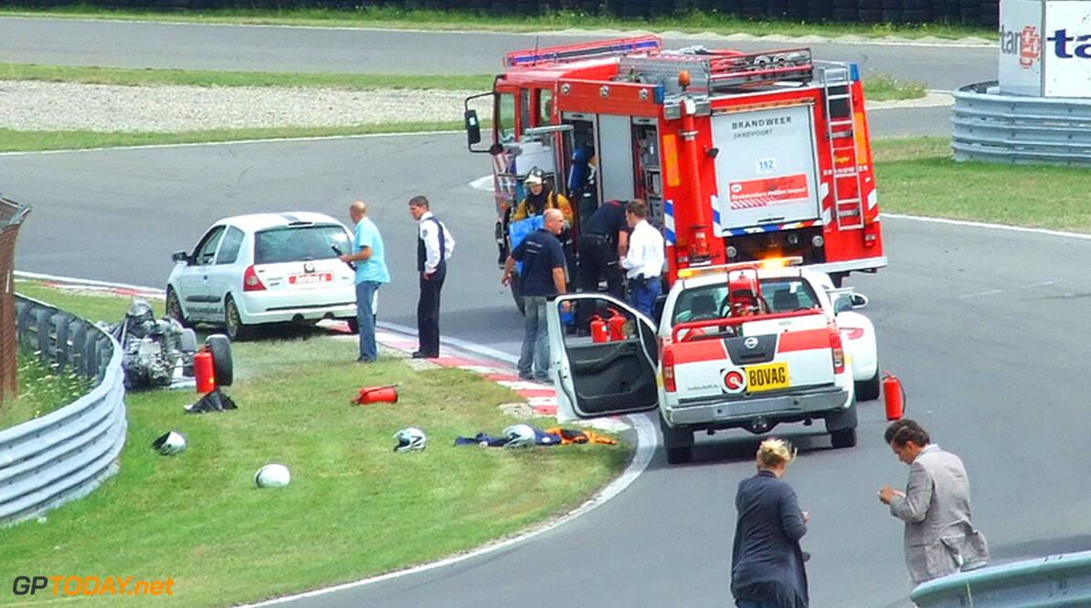 Dodelijk ongeval op Circuit Park Zandvoort (update)