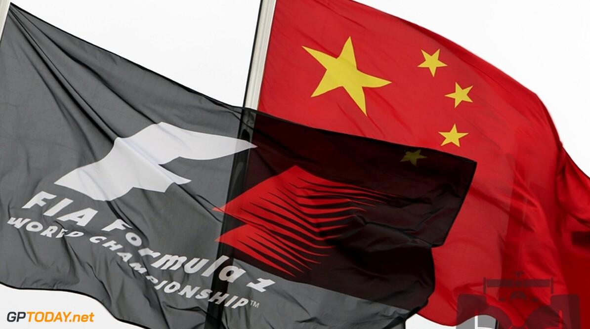 'China heeft binnen twee jaar eigen Formule 1-team'