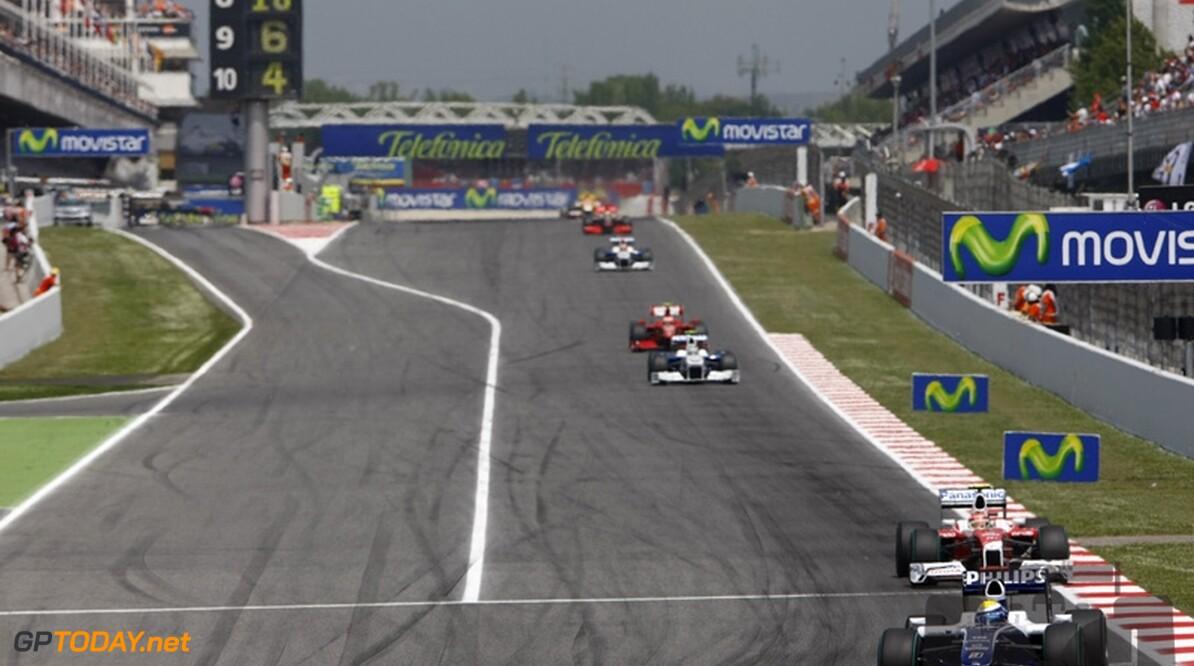 Raceprogramma 7-8-9 mei 2010