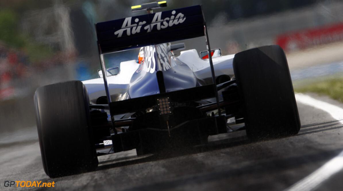 Nico Hülkenberg voelt steun van Williams-teamleiding