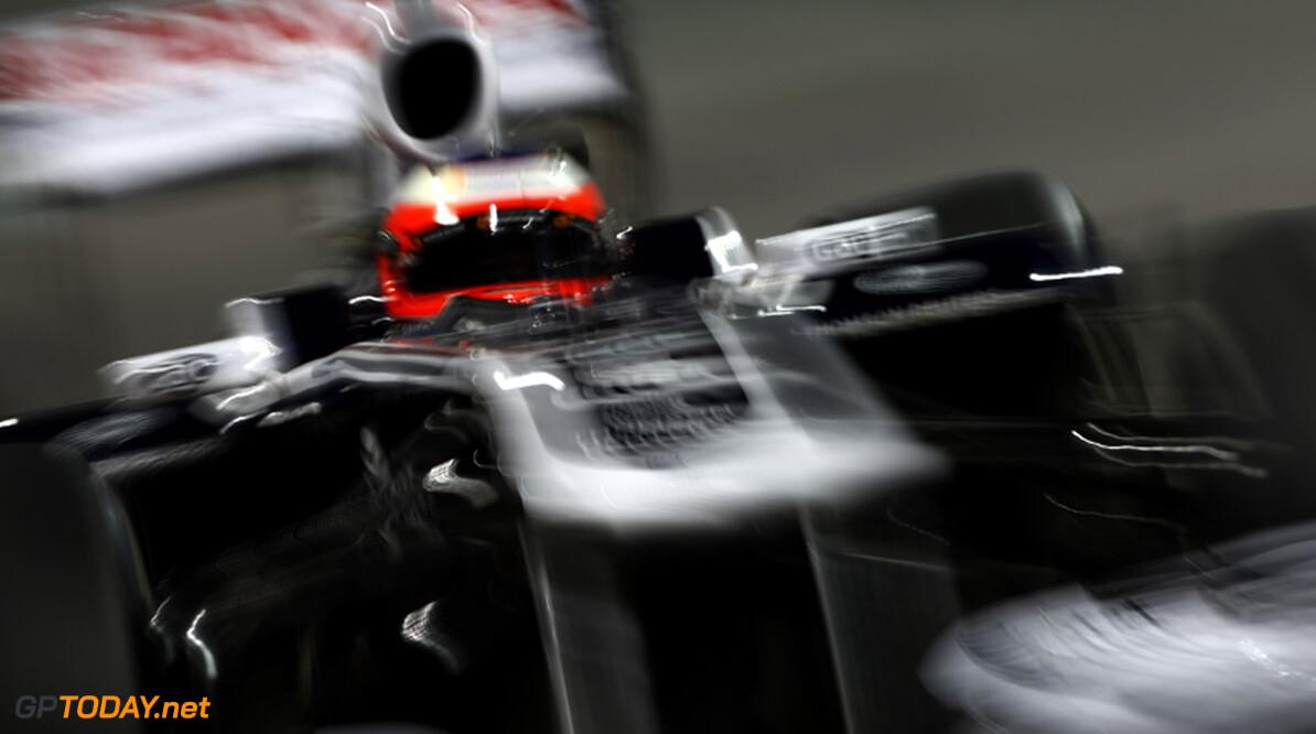 Barrichello werft sponsors om nieuw contract in de wacht te slepen