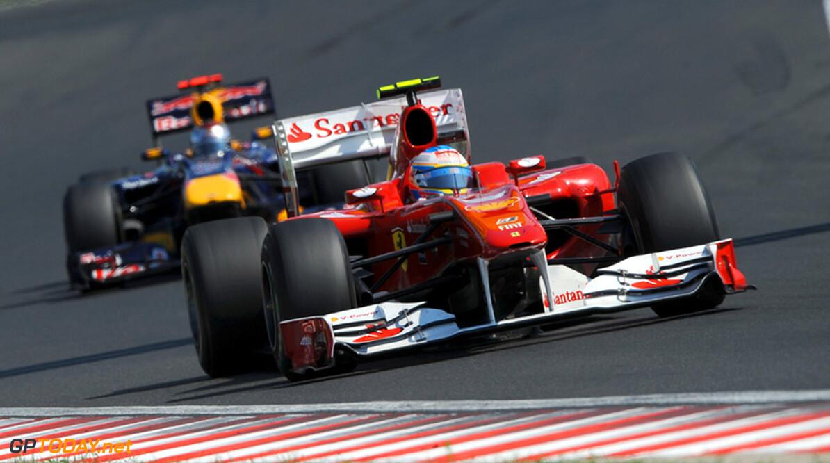 """Fernando Alonso: """"In 2011 eindelijk meer inhaalacties"""""""