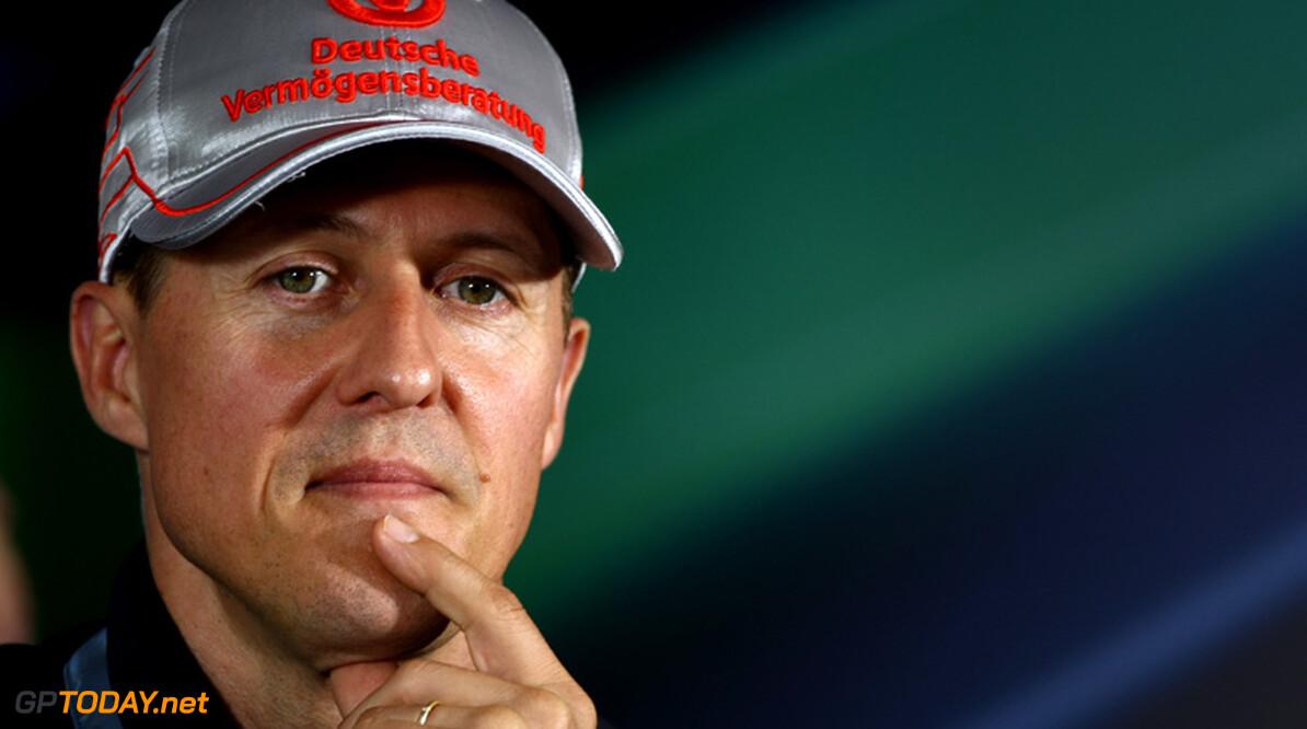 """Voormalig manager: """"Situatie Schumacher doet mij nog steeds pijn"""""""