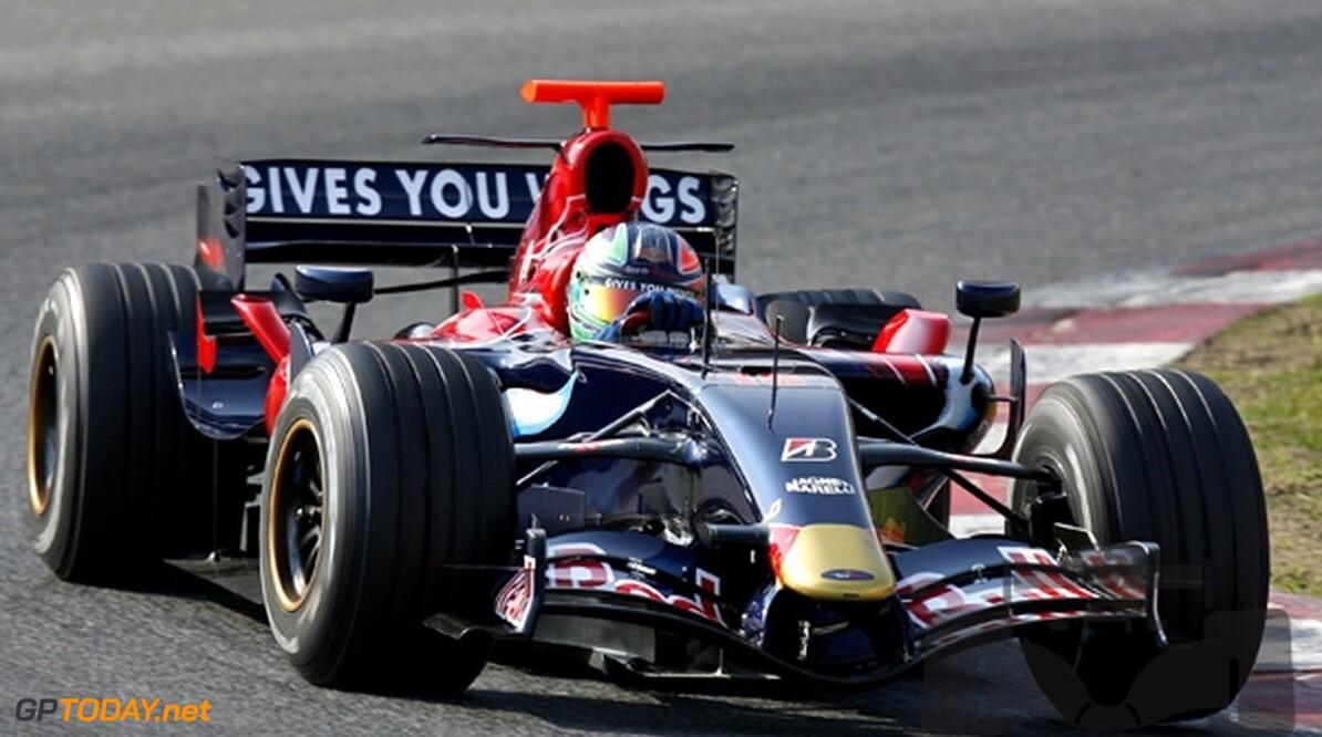 Scuderia Toro Rosso in beroep tegen straf Liuzzi