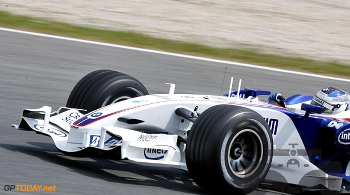 Heidfeld gaat mee in doelstellingen van BMW Sauber