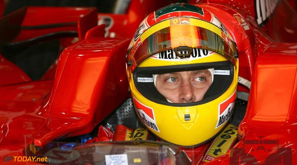 Ferrari werkt in Mugello aan aerodynamica