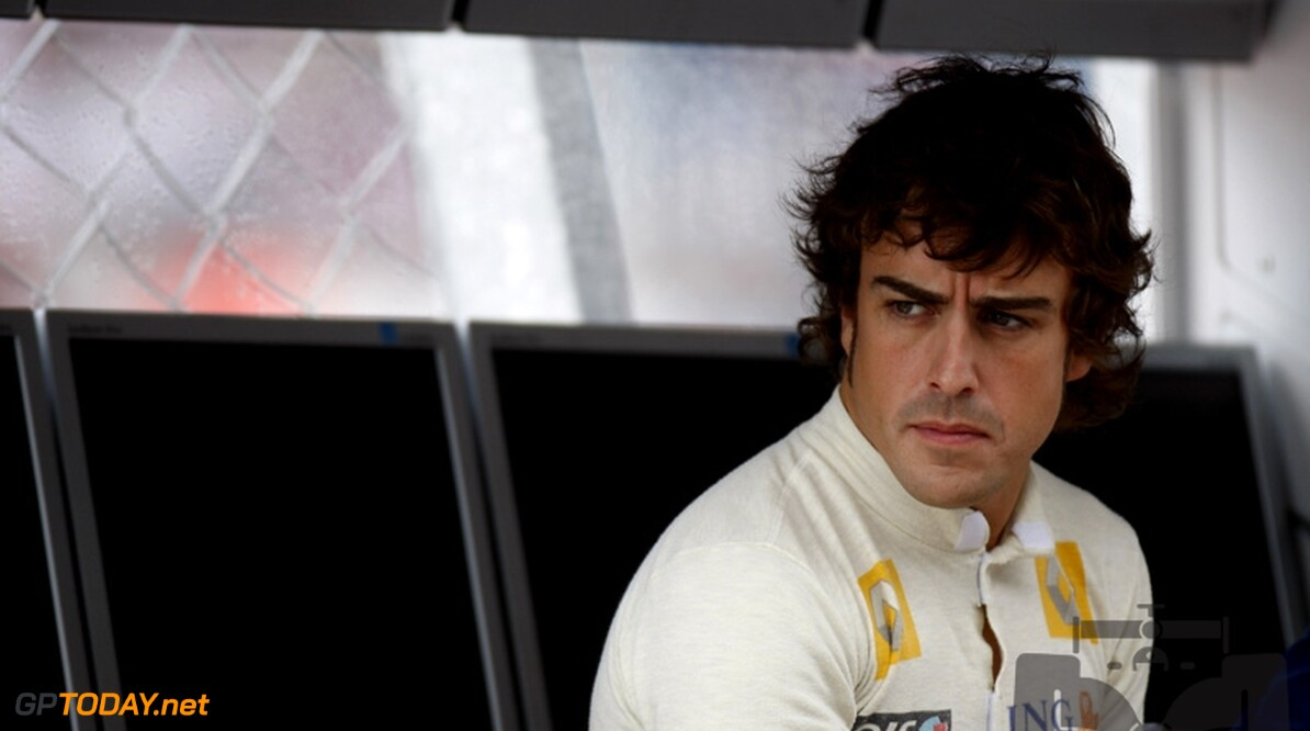 Alonso gelooft niet dat Renault Honda achterna gaat