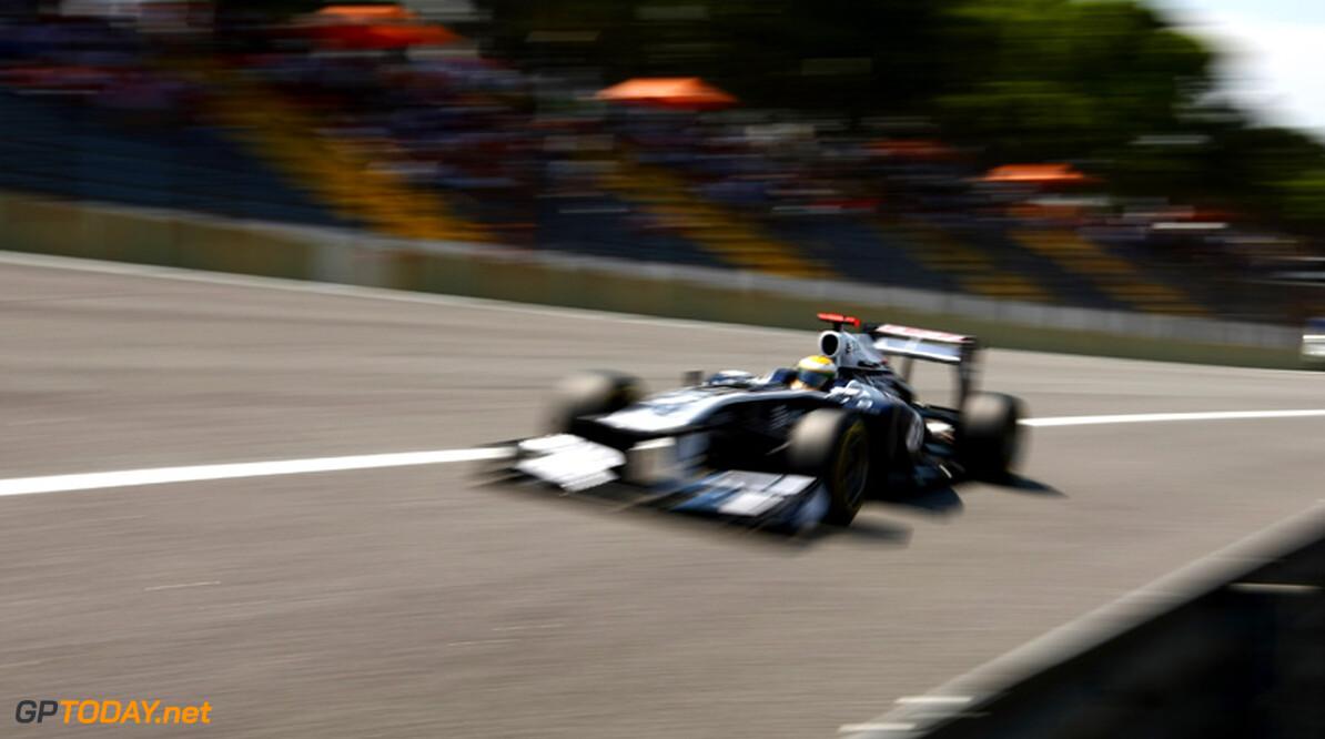 Barrichello neemt genoegen met laag salaris voor stoeltje in 2012
