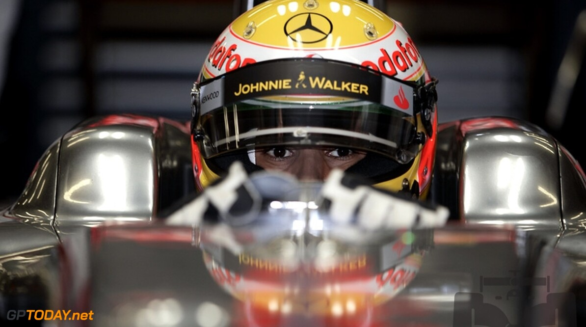 """Hamilton: """"Ik hoop dat Kovalainen bij McLaren blijft"""""""