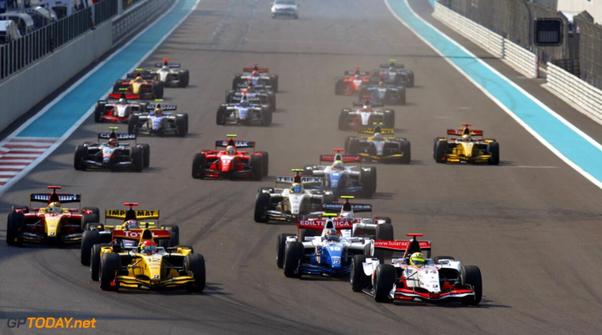Abu Dhabi niet op definitieve GP2-kalender 2011