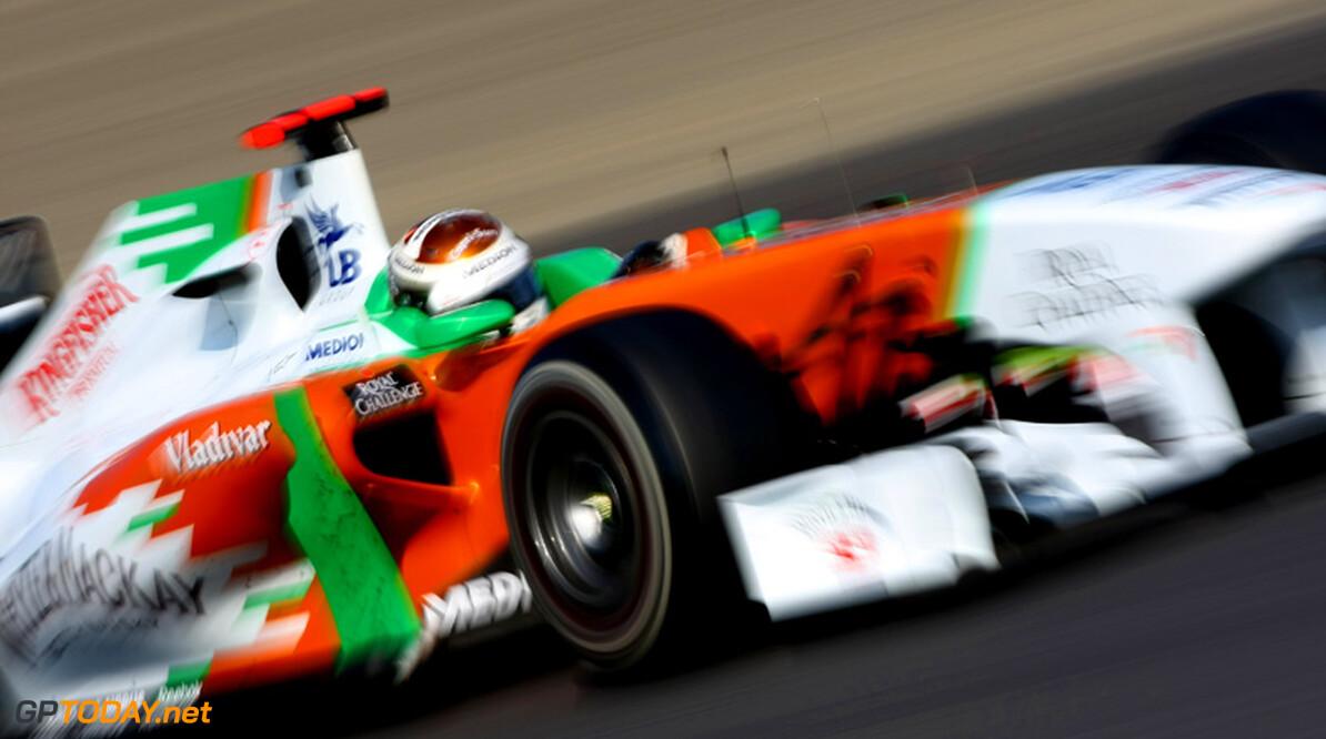 Sutil verliest geduld en vraagt signaal van Force India voor 2012