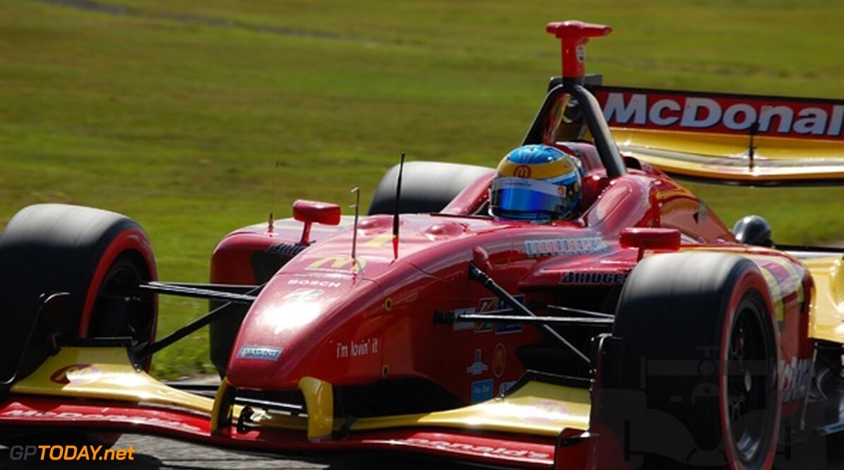 Bourdais voor vierde keer op rij kampioen