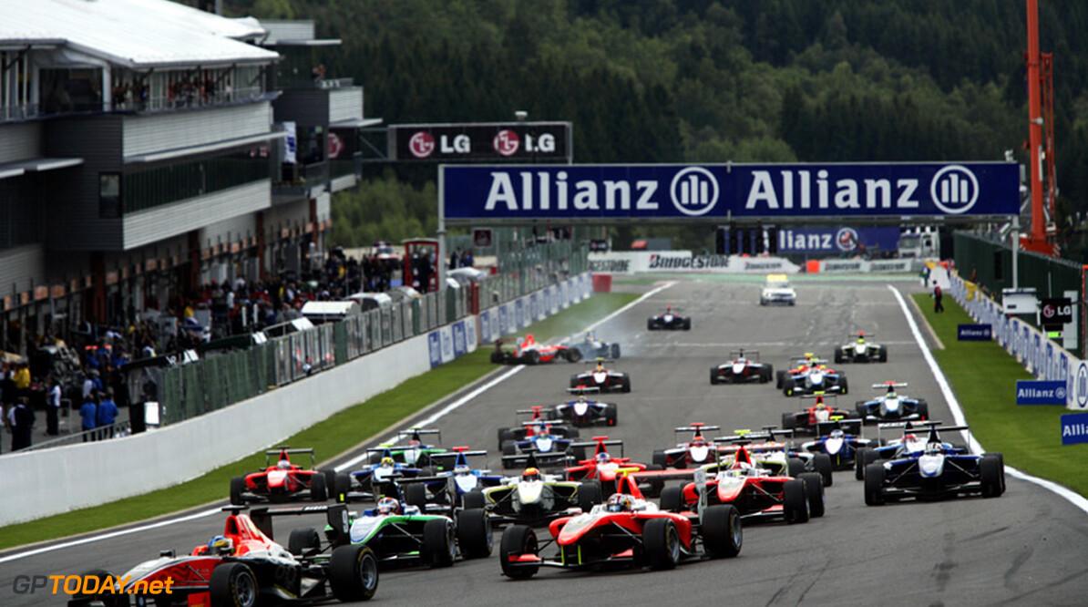 Monaco toch van GP3-kalender geschrapt
