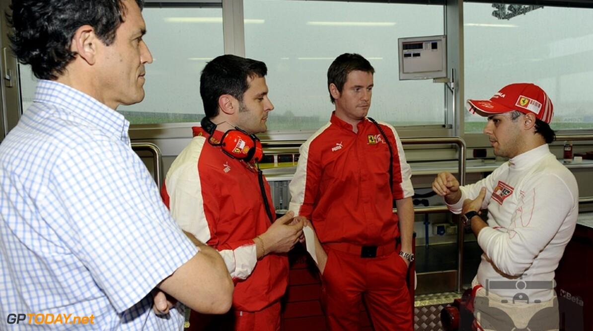 "Ferrari: ""Massa en Alonso vormen het beste duo in de Formule 1"""
