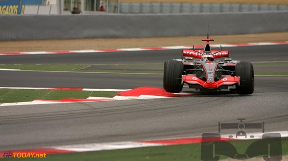 McLaren komt weg met een boete