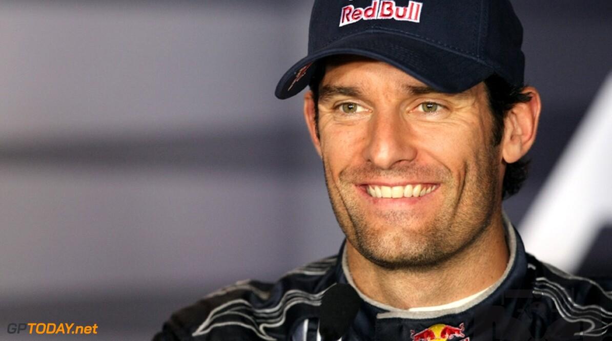 Webber keurt circuit Singapore op kerbstones na goed
