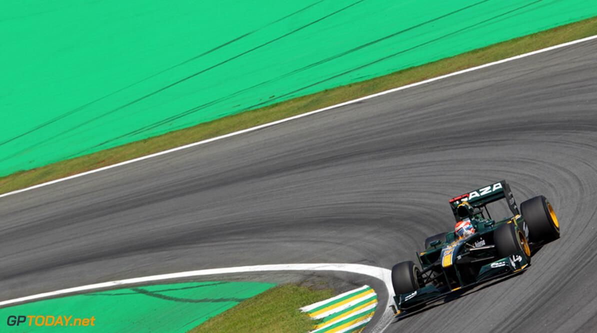 Trulli verwerpt verhalen over vertrek bij Lotus F1 Racing