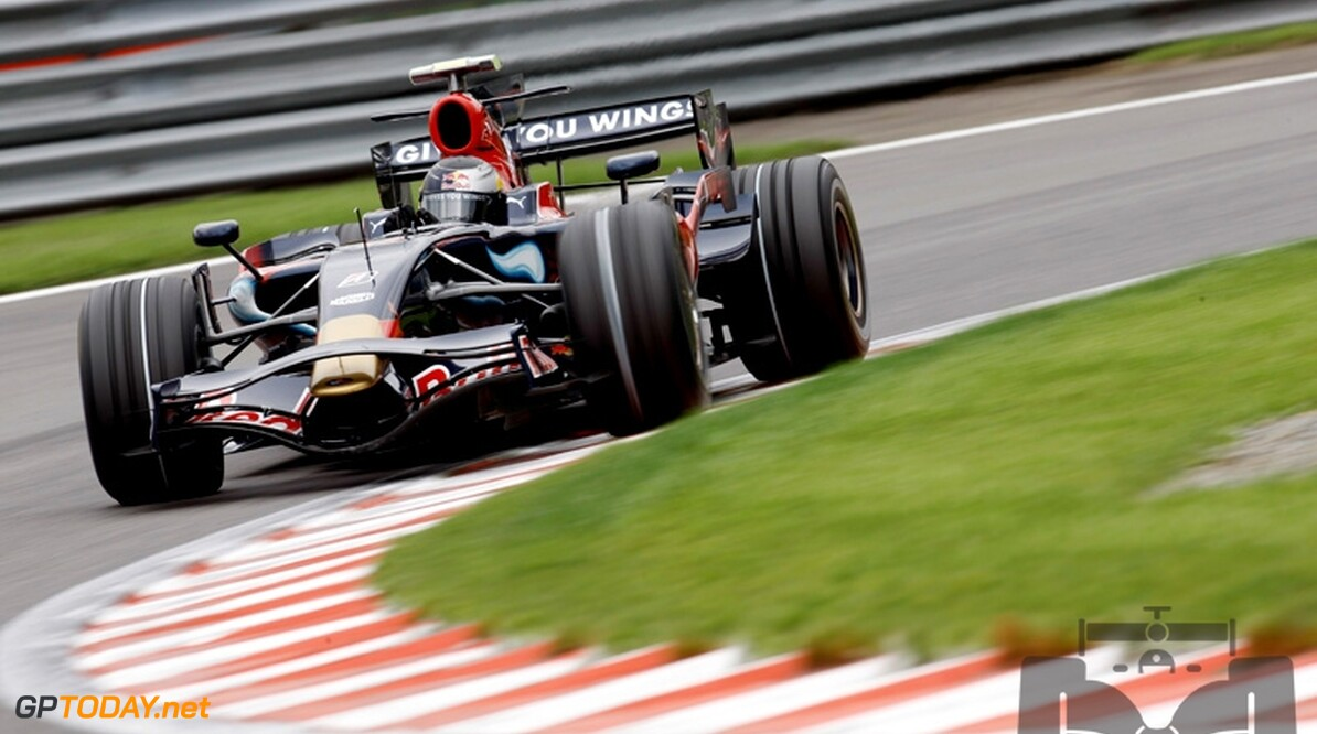 Jerez dag 3: Vettel lost Buemi af aan de kop