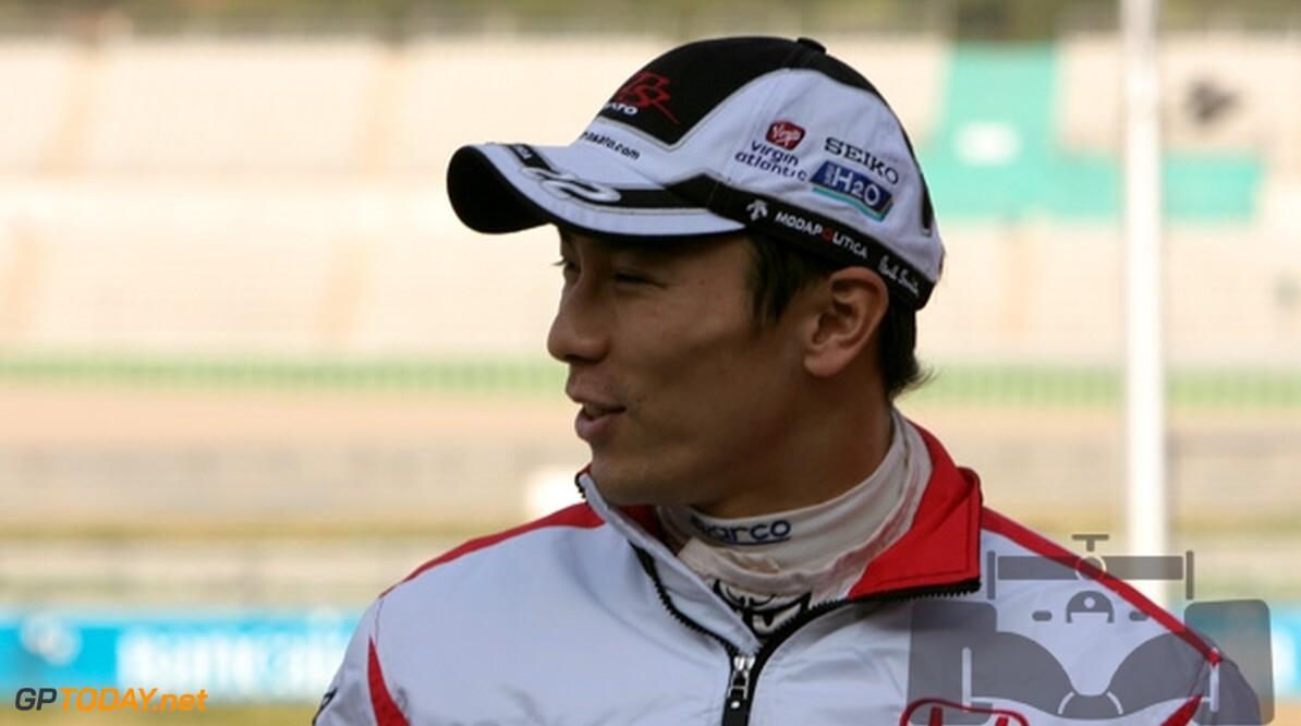 Super Aguri wil door met Davidson en Sato