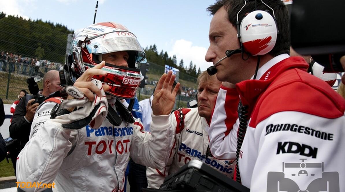 Pessimisme over winst Toyota slaat toe bij teleurgestelde Trulli