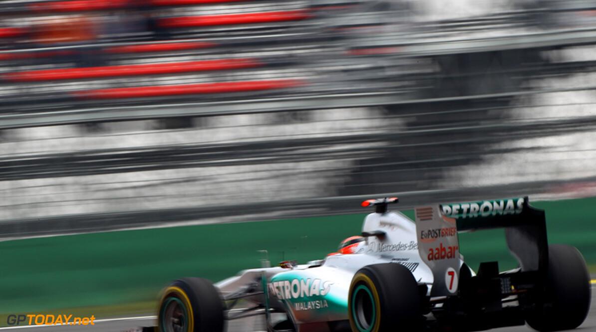 """Mercedes GP: """"Schumacher net als bij Ferrari bezig met een plan"""""""